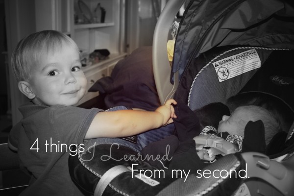 4 Things I Learned From My Second Baby | Denver Metro Moms Blog