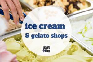 Best Ice Cream Gelato Shops Denver