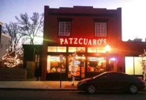 Patzcuaros denver Mexican food