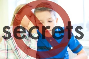 Why We Don't Keep Secrets in Our House | Denver Metro Moms Blog