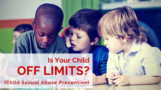 Is Your Child Off Limits | Denver Metro Moms Blog