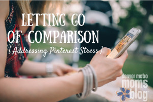 Letting go of comparison