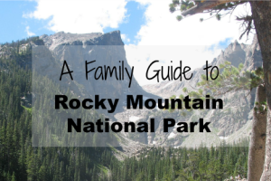 Guide to Rocky Mountain National Park | Denver Metro Moms Blog