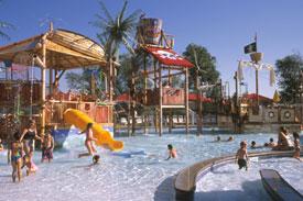 Pirate's Cove Leisure Pool
