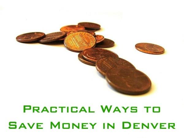 Saving Money in Denver