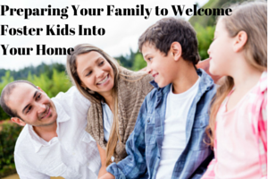 welcome foster kids into your home