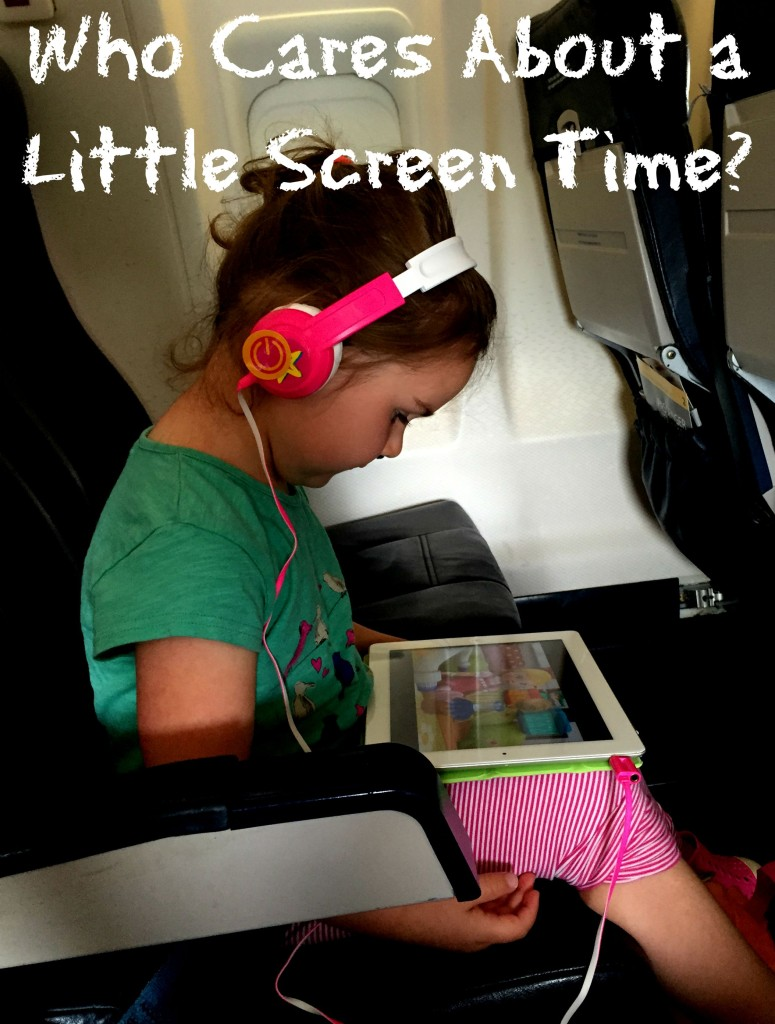 Who Cares About Screen Time? | Denver Metro Moms Blog