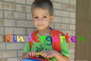 Last First Day of Kindergarten | Denver Metro Moms Blog