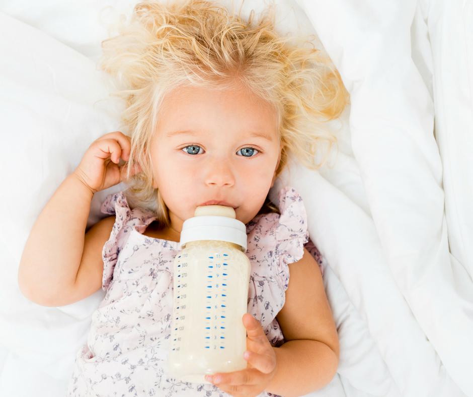 Bottle Fed Baby | Denver Moms Blog