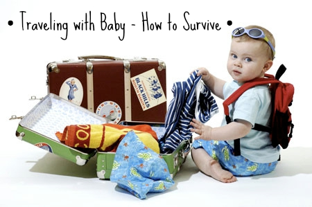 Surviving Traveling with Baby   Denver Metro Moms Blog