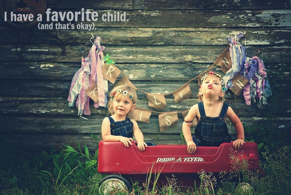 I Have A Favorite Child   Denver Metro Moms Blog