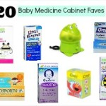 20 Baby Medicine Cabinet Faves