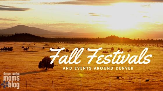 Denver Fall Festivals | Denver Metro Moms Blog
