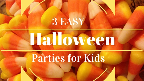 EASY Halloween Parties for Kids | Denver Metro Moms Blog