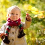 Fall Fine Motor Fun Activities {Toddler Style}