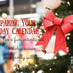 Our Family Holiday Activity Calendar