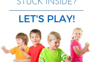 Stuck Inside? Let's Play! | Denver Metro Moms Blog