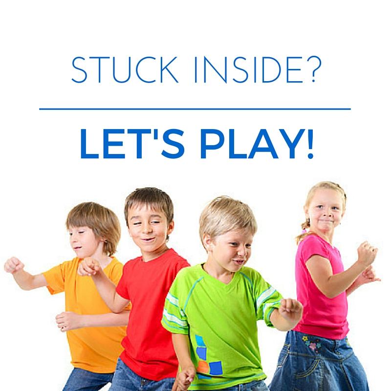 Stuck Inside? Let's Play!   Denver Metro Moms Blog
