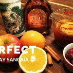The Perfect Holiday Sangria