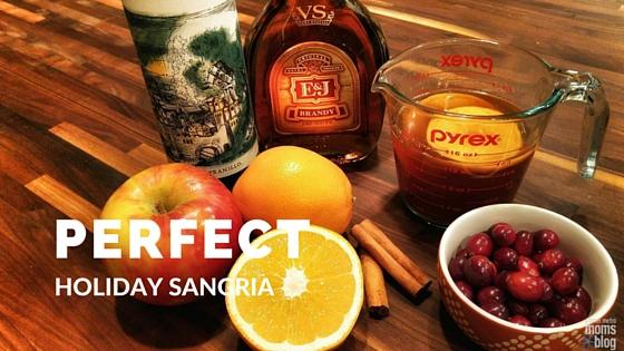 Perfect Holiday Sangria | Denver Metro Moms Blog