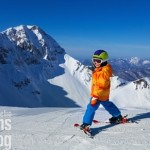 Lil' Shredder in the Making – Skiing & Riding with Kids