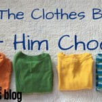 Win The Clothes Battle: Let Him Choose