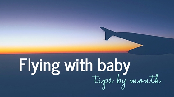 Flying With Baby Tips By Month | DMMB
