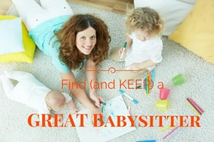 Great Babysitter | Denver Metro Moms Blog