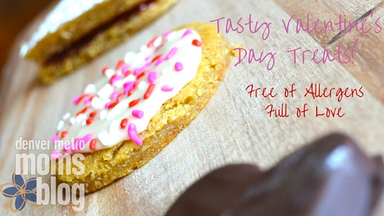 Allergen Free Valentine's Day Treats | DMMB