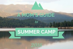 Summer Camp Guide 2016 | Denver Metro Moms Blog