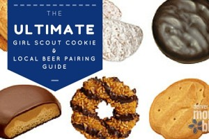 Local Beer + Girl Scout Cookie Pairings | Denver Metro Moms Blog