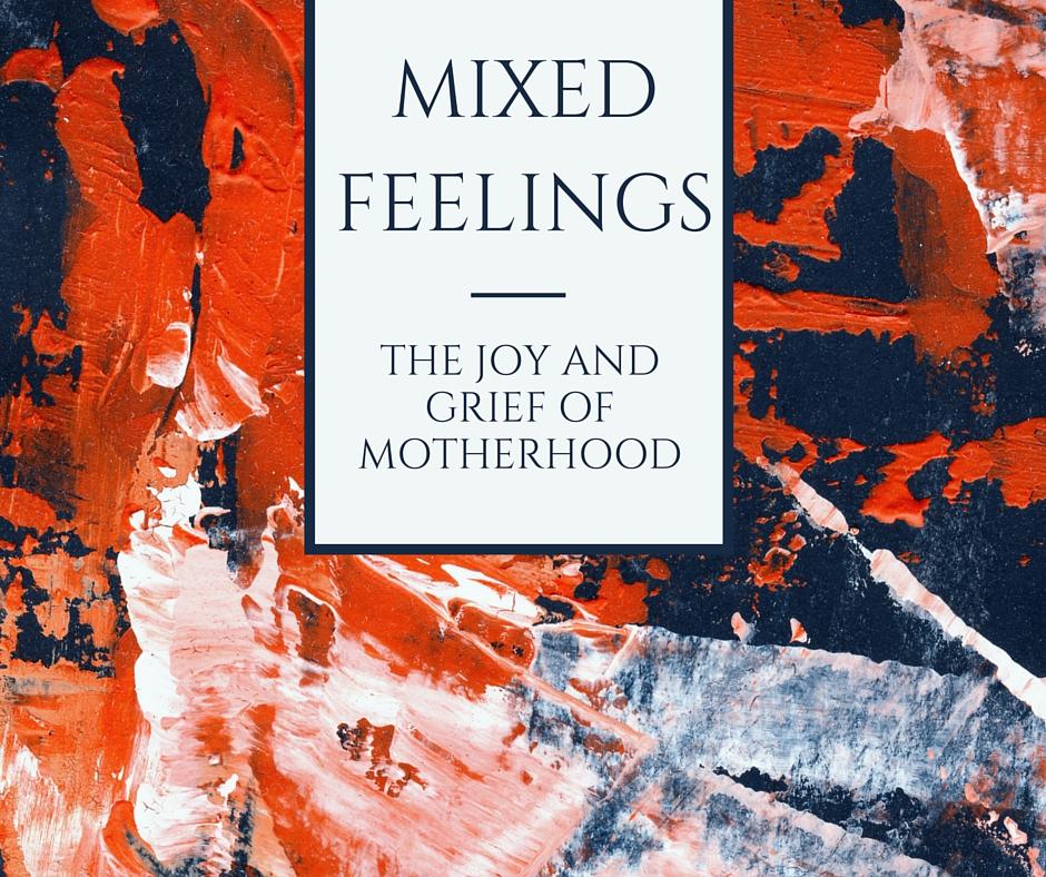 Joy & Grief of Motherhood | DMMB