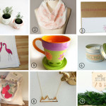 Etsy Finds: Spring Things to Brighten You and Your Home