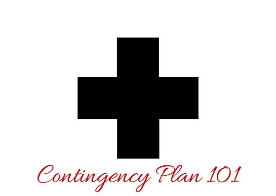 Contingency Plan 101   DMMB