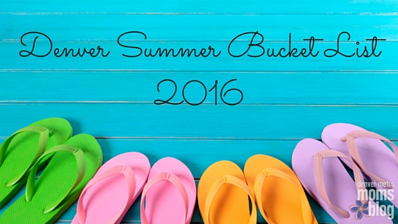 denver summer bucket list