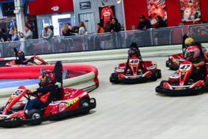 Mama's Got a Need for Speed - K1 Speed | Denver Metro Moms Blog