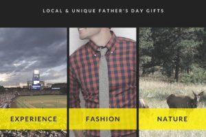 Local & Unique Father's Day Gifts