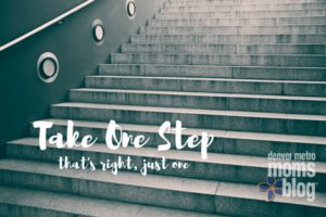 Take One Step (1)