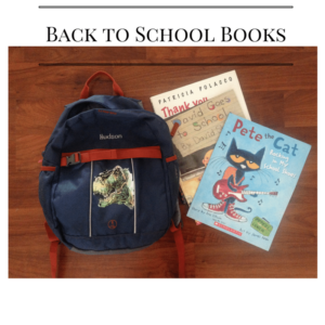 "Best ""Back to School"" Books for Starting School 
