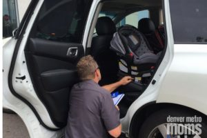 Car Seat Safety--My Visit to Colchin Automotive (3