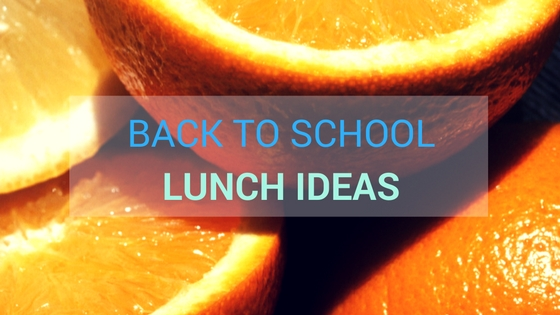 Back to School Lunch Ideas | Denver Metro Moms Blog