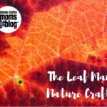 The Leaf Man Nature Craft