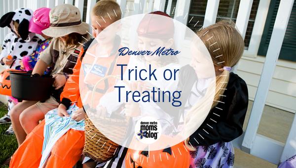 Denver Metro Moms Blog Guide to Trick or Treating in Denver
