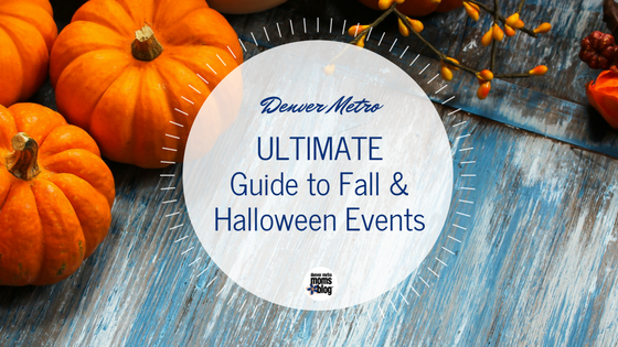 Denver Metro Moms Blog Fall and Halloween Guide