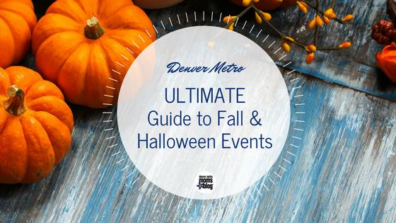 Denver Metro Moms Blog Fall and Halloween Guide
