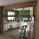 A Toddler, A Newborn, and A Fixer Upper