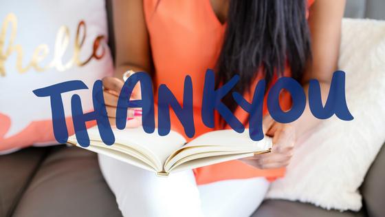 Thank You | Denver Metro Moms Blog