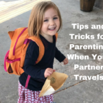 Business Travel and Single Parenting: How Not To Lose Your Mind