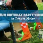 Fun Birthday Party Venues in the Denver Metro Area