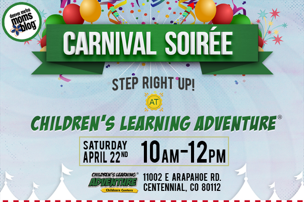 Children's Learning Adventure Carnival Soiree | Denver